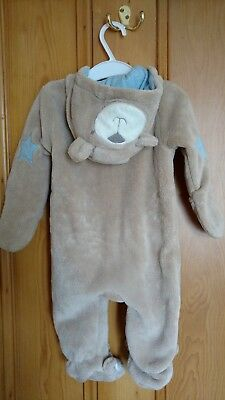 be42582ffbe1 BABY BOY GREEN Next Hooded Gilet 3-6 Months. New without tags ...