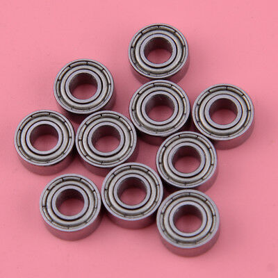 Miniature 10PCS 684-2Z 684ZZ Ball Bearings 4x9x4 mm ABEC-5 684 Z ZZ Industries
