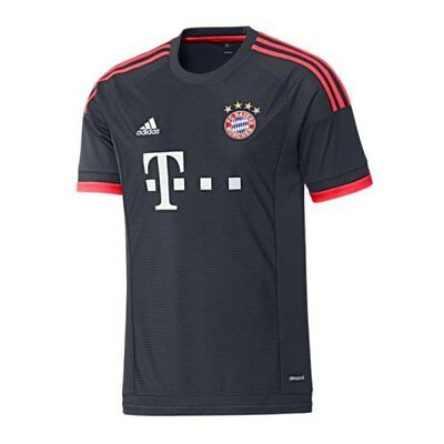 Bayern Munich Football Shirt UCL Shirt 100% Official Adidas Shirt  X Large Boys