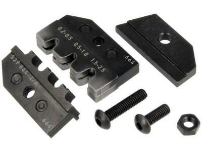 539664-2 Crimping jaws 0,2÷0,5mm2,0,5÷1,0mm2,1,5÷2,5mm2 Series JPT