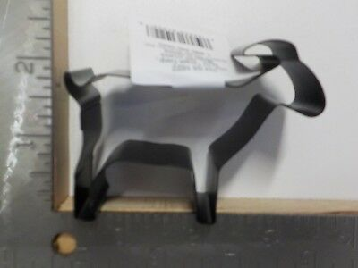 Hearth & Hand Magnolia Goat Cookie Cutter Metal Nwt New #13685