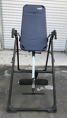 Teeter Hang Ups inversion table Relax the Back sciatica Model F7000