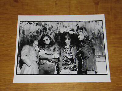 The Mission - Original Uk Promo Press Photo (A)