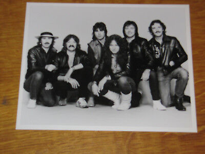 Whitesnake - Original Uk Promo Press Photo (A)