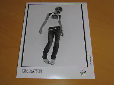 Melanie C (Spice Girls) - Original Uk Promo Press Photo (A)