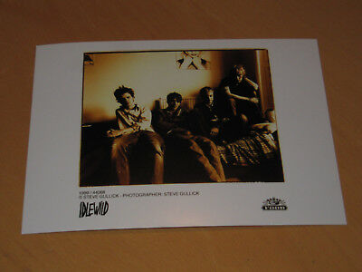 Idlewild - Original Uk Promo Press Photo (X)