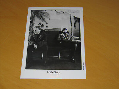 Arab Strap - Original Uk Promo Press Photo (X)