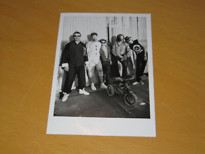 Gong / Here & Now - Original Uk Promo Press Photo (X)