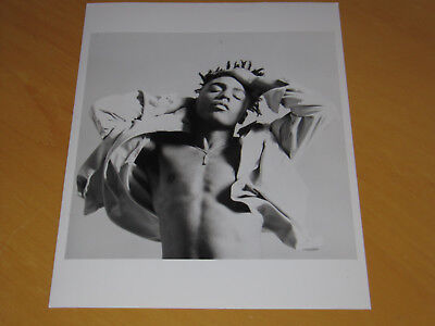 Omar - Original Uk Promo Press Photo (A)