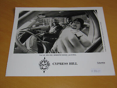 Cypress Hill - Original Uk Promo Press Photo (C)