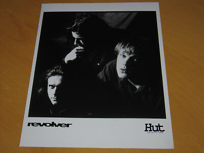 Revolver - Original Uk Promo Press Photo (B) - (Shoegaze My Bloody Valentine)