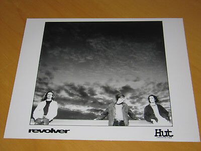 Revolver - Original Uk Promo Press Photo (A) - (Shoegaze My Bloody Valentine)