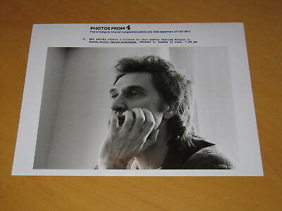 Ray Davies (Kinks) - Original Uk Channel 4 Promo Press Photo (A)