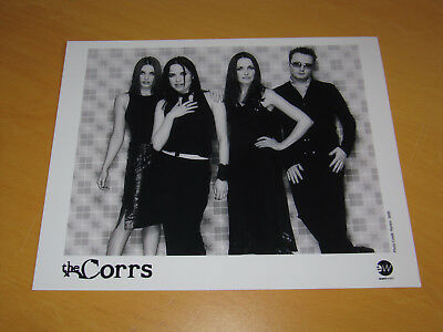The Corrs - Original Uk Promo Press Photo (A)