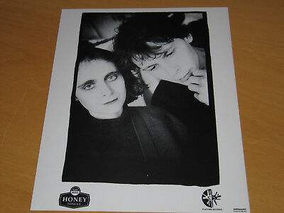 Honey Tongue (The Breeders) - Original Uk Promo Press Photo (A)
