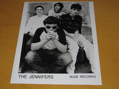 The Jennifers (Supergrass) - Original Uk Promo Press Photo (Just Got Back Today)