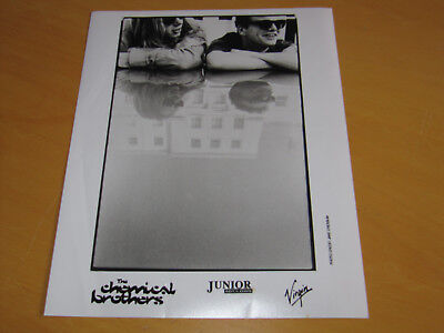 The Chemical Brothers - Original Uk Promo Press Photo (A)
