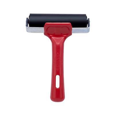 """Imagination Crafts 4"""" BRAYER durable polypropolene EPDM rubber IC-ACC-BRAY4"""