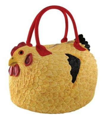 Rubber Chicken Purse - The Hen Bag