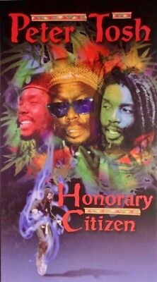 COLUMBIA 3-CD Box C3K-65064: PETER TOSH - Honorary Citizen - USA 1997 SEALED