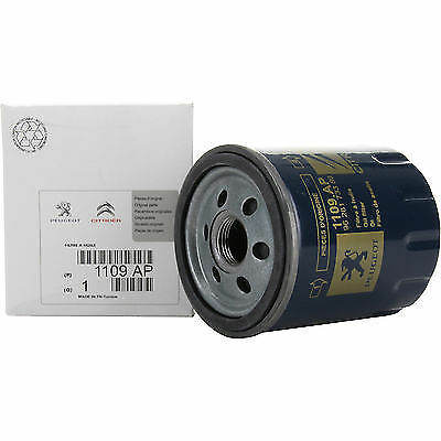 New OE Original Genuine Peugeot Citroen Renault Oil Filter 1109AP