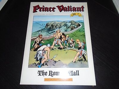 PRINCE VALIANT Vol. 7 The Roman Wall Fantagraphics PB
