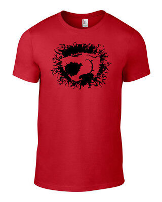 Red Thundercats Vintage Cool Present T-shirt Gift Retro Cartoon Mens Unisex Tee