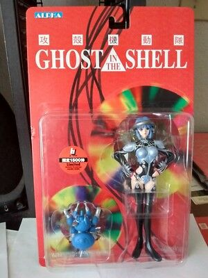 Ghost In The Shell Vice Re-release Hard Disk Exclusive Figure Blue Tachikoma MOC