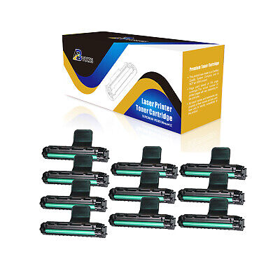 ABvolts Compatible Toner Cartridge 10X MLT-D108S for Samsung ML-1640 ML-2240