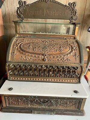 NCR National Cash Register Antique 1897-1911 Collectible