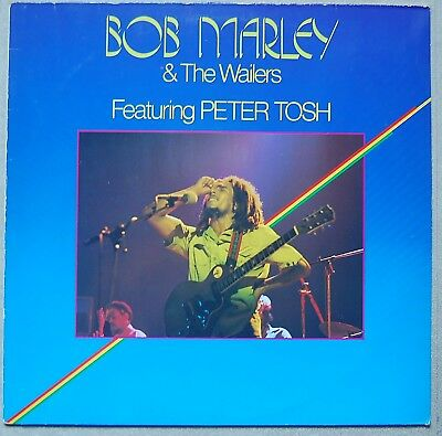 "LP 12""  Bob Marley and the Wailers featuring Peter Tosh"