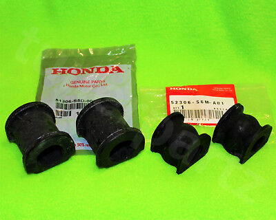 Fits Acura RSX 2002-06 Front Stabilizer Sway Bushing 22.2mm Polyurethane