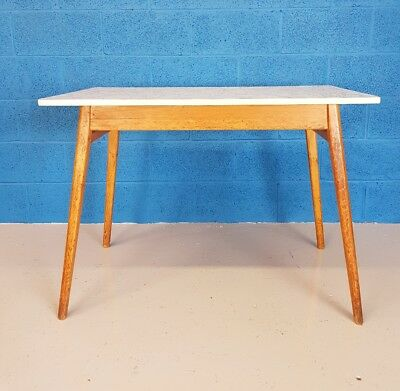 Vintage Retro Mid Century 1950's Kitsch Dining Table