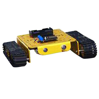 Smartphone Remote Control Robot Tank Chassis Smart Car and Controller Kit