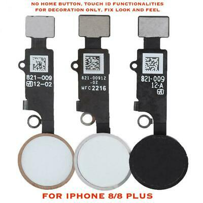 OEM Home Button Key Flex Cable Replacement For Apple iPhone 8 / iPhone 8 Plus