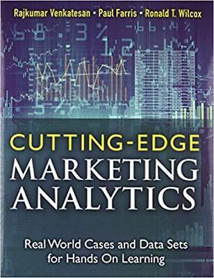 [PDF] Cutting Edge Marketing Analytics Real World Cases and Data Sets for Hands
