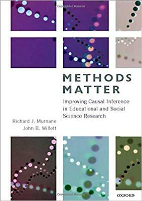 [PDF] Methods Matter Improving Causal Inference in Educational and Social Scienc