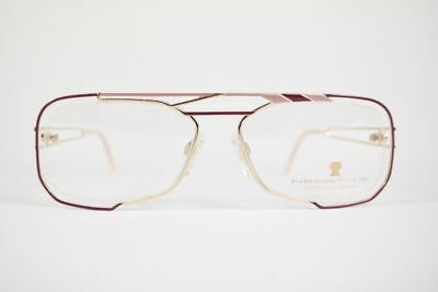 1917b0bbfb VINTAGE NEOSTYLE JET 222 877 57 16 135 or Ovale Lunettes Monture Nos ...
