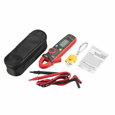 UNI-T UT210D Mini Digital Clamp Multimeter True RMS Auto Range DC/AC Voltage SU6