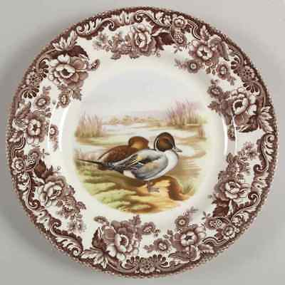 Spode WOODLAND Pintail Dinner Plate 4579825