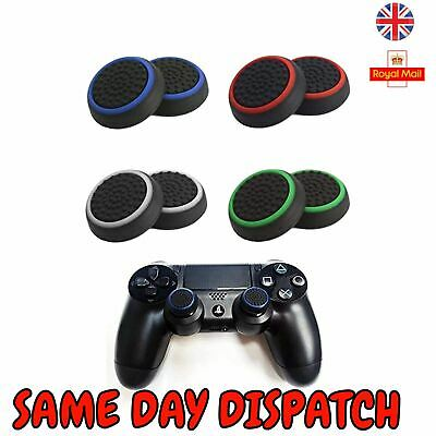 Striped Controller Grips Thumb Stick Cap Cover For PS4 Xbox One Xbox 360  PS3 UK
