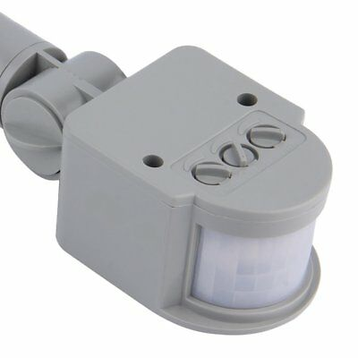 Outdoor AC 220V Automatic Infrared PIR Motion Sensor Switch for LED Light ME