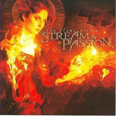 The Flame Within STREAM OF PASSION CD ( FREE SHIPPING)