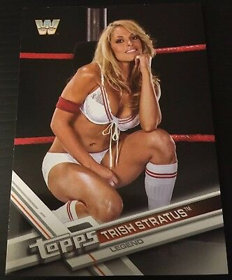 Slam ATTAX then Now Forever #222 trish stratus