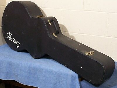 Ibanez Acoustic Guitar Case Small Jumbo Tkl Canada Boblen Made Solid Functional