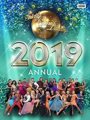Official Strictly Come Dancing Annual 2019