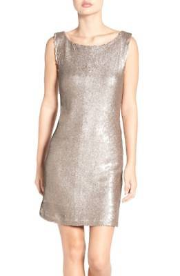 98f1f40116d BB DAKOTA PENLEY gold sequins dress -  20.00