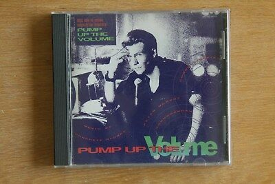 Pump Up The Volume (Music From The Original Motion Picture Soundtra   (Box C627)