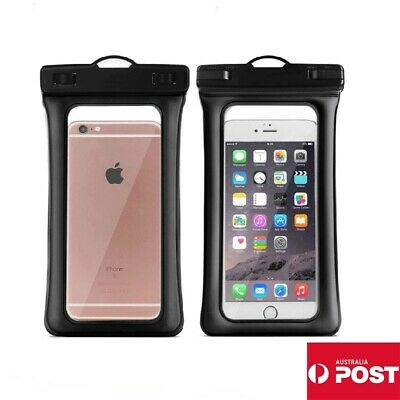 Floating Waterproof Under Water Pouch Bag Pack Case for Cell Phone