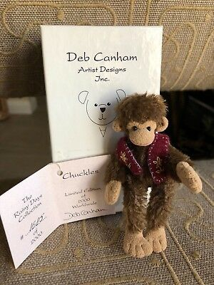 "Deb Canham ""Chuckles"" The Rainey Days Collection 1685/2000 - Brand New!"